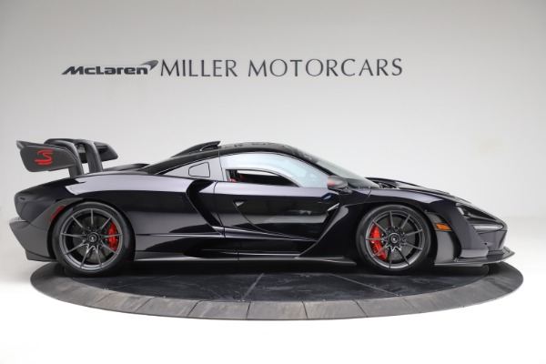 Used 2019 McLaren Senna for sale $1,195,000 at Rolls-Royce Motor Cars Greenwich in Greenwich CT 06830 8