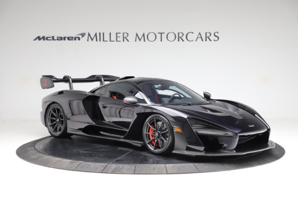 Used 2019 McLaren Senna for sale $1,195,000 at Rolls-Royce Motor Cars Greenwich in Greenwich CT 06830 9
