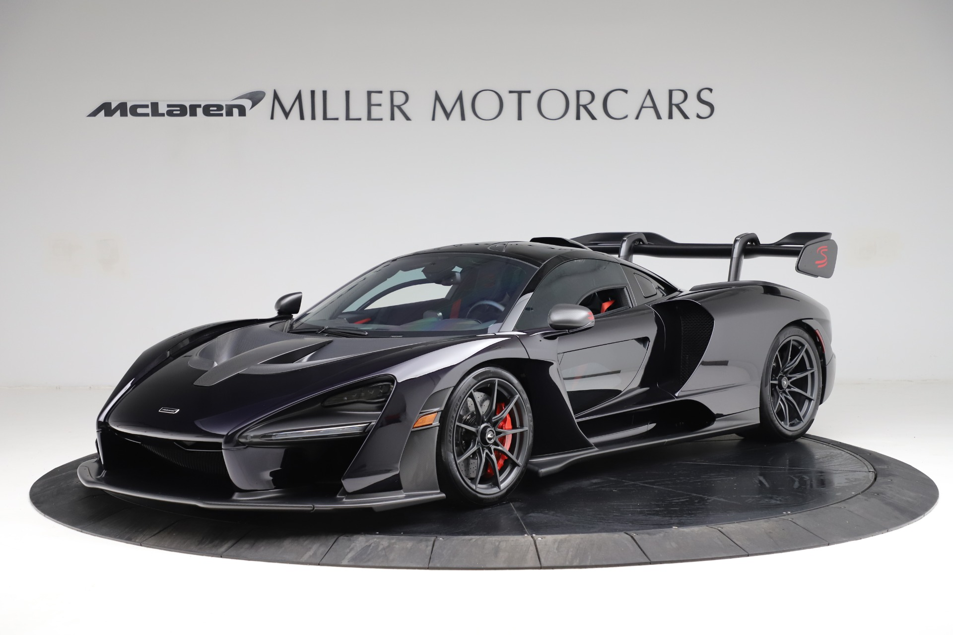 Used 2019 McLaren Senna for sale $1,195,000 at Rolls-Royce Motor Cars Greenwich in Greenwich CT 06830 1