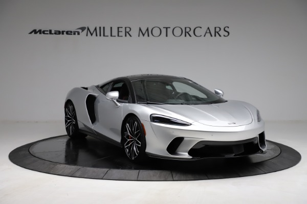 New 2021 McLaren GT Pioneer for sale $214,005 at Rolls-Royce Motor Cars Greenwich in Greenwich CT 06830 10