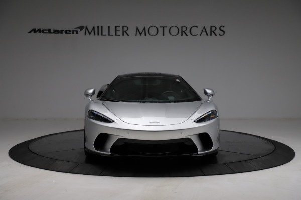 New 2021 McLaren GT Pioneer for sale $214,005 at Rolls-Royce Motor Cars Greenwich in Greenwich CT 06830 11