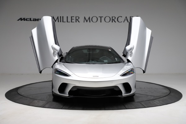 New 2021 McLaren GT Pioneer for sale $214,005 at Rolls-Royce Motor Cars Greenwich in Greenwich CT 06830 12