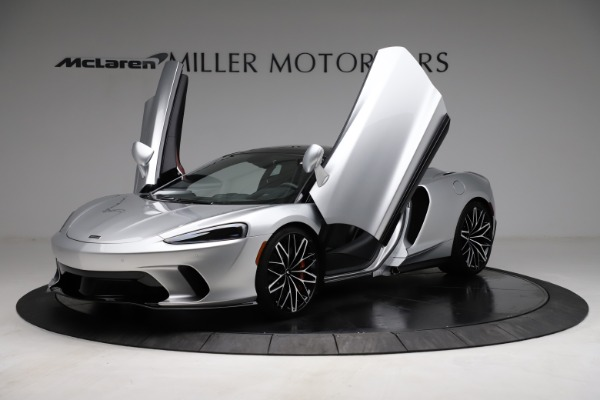 New 2021 McLaren GT Pioneer for sale $214,005 at Rolls-Royce Motor Cars Greenwich in Greenwich CT 06830 13
