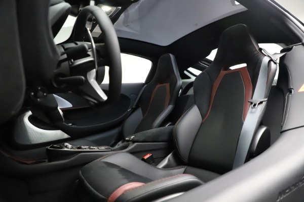 New 2021 McLaren GT Pioneer for sale $214,005 at Rolls-Royce Motor Cars Greenwich in Greenwich CT 06830 17