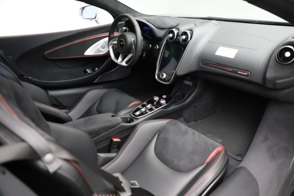 New 2021 McLaren GT Pioneer for sale $214,005 at Rolls-Royce Motor Cars Greenwich in Greenwich CT 06830 18