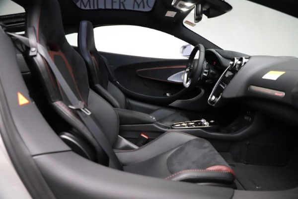 New 2021 McLaren GT Pioneer for sale $214,005 at Rolls-Royce Motor Cars Greenwich in Greenwich CT 06830 19