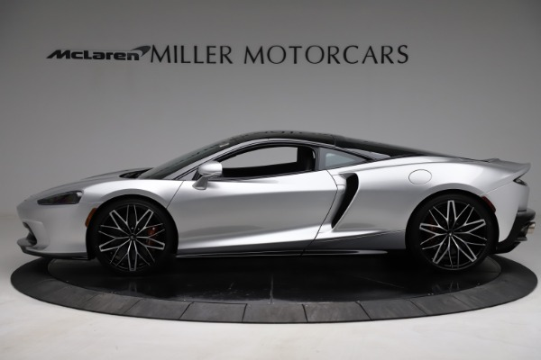 New 2021 McLaren GT Pioneer for sale $214,005 at Rolls-Royce Motor Cars Greenwich in Greenwich CT 06830 2