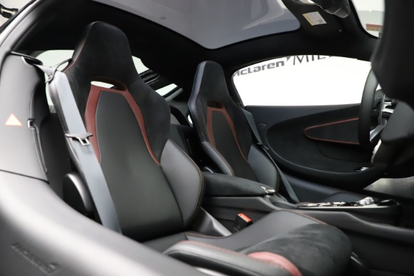 New 2021 McLaren GT Pioneer for sale $214,005 at Rolls-Royce Motor Cars Greenwich in Greenwich CT 06830 20