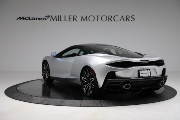 New 2021 McLaren GT Pioneer for sale $214,005 at Rolls-Royce Motor Cars Greenwich in Greenwich CT 06830 4