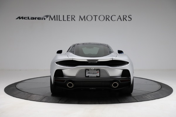 New 2021 McLaren GT Pioneer for sale $214,005 at Rolls-Royce Motor Cars Greenwich in Greenwich CT 06830 5