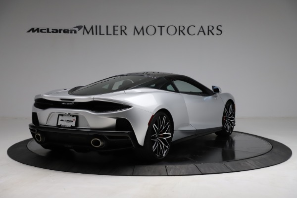 New 2021 McLaren GT Pioneer for sale $214,005 at Rolls-Royce Motor Cars Greenwich in Greenwich CT 06830 6