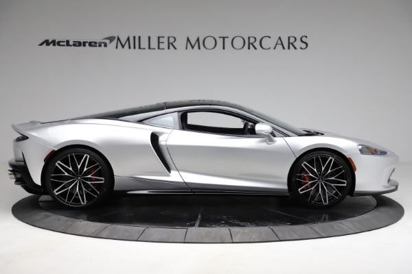 New 2021 McLaren GT Pioneer for sale $214,005 at Rolls-Royce Motor Cars Greenwich in Greenwich CT 06830 8