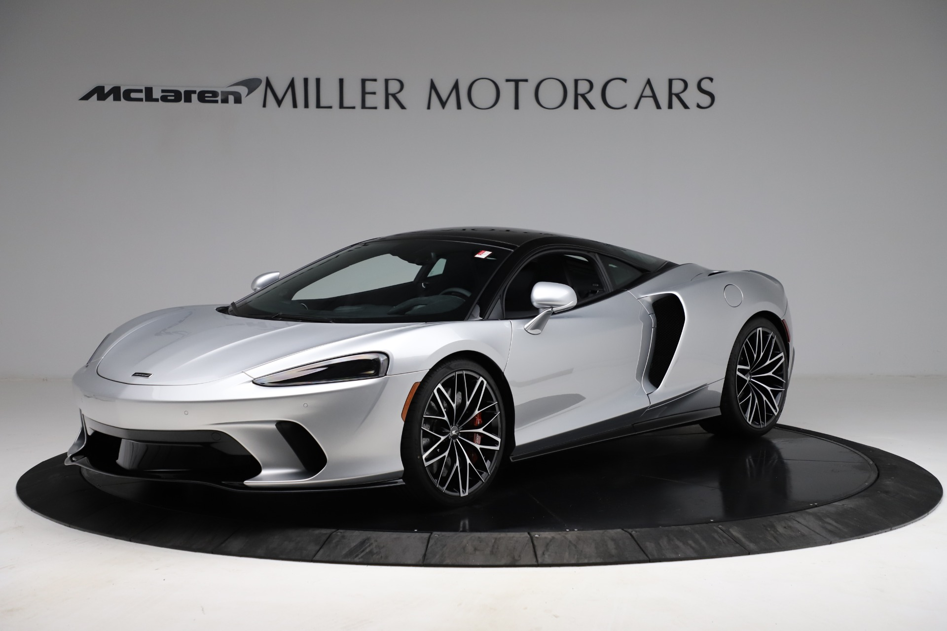 New 2021 McLaren GT Pioneer for sale $214,005 at Rolls-Royce Motor Cars Greenwich in Greenwich CT 06830 1