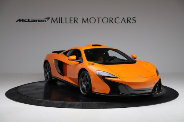 Used 2015 McLaren 650S LeMans for sale $269,990 at Rolls-Royce Motor Cars Greenwich in Greenwich CT 06830 10
