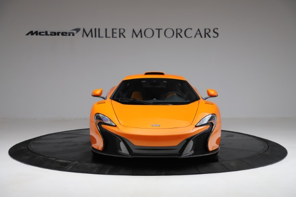 Used 2015 McLaren 650S LeMans for sale $269,990 at Rolls-Royce Motor Cars Greenwich in Greenwich CT 06830 11