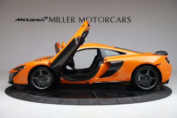 Used 2015 McLaren 650S LeMans for sale $269,990 at Rolls-Royce Motor Cars Greenwich in Greenwich CT 06830 14