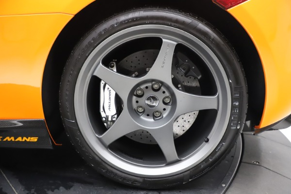Used 2015 McLaren 650S LeMans for sale $269,990 at Rolls-Royce Motor Cars Greenwich in Greenwich CT 06830 15