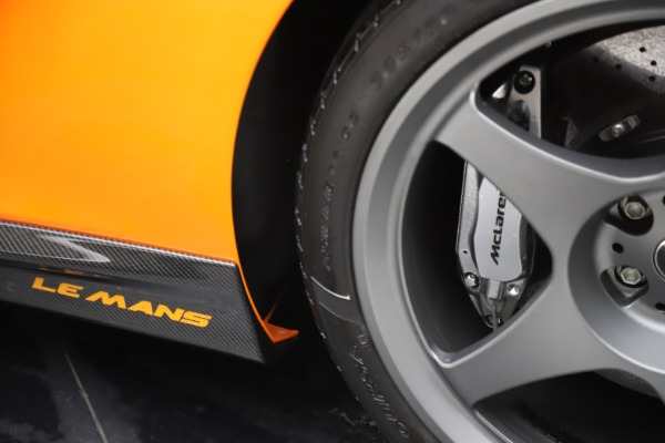 Used 2015 McLaren 650S LeMans for sale $269,990 at Rolls-Royce Motor Cars Greenwich in Greenwich CT 06830 16