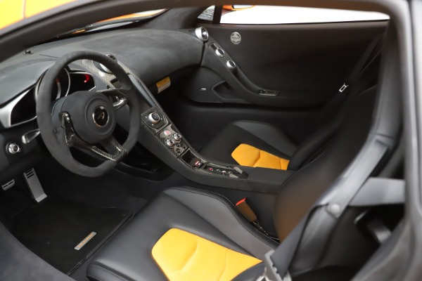 Used 2015 McLaren 650S LeMans for sale $269,990 at Rolls-Royce Motor Cars Greenwich in Greenwich CT 06830 18