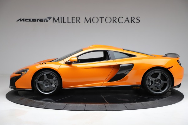 Used 2015 McLaren 650S LeMans for sale $269,990 at Rolls-Royce Motor Cars Greenwich in Greenwich CT 06830 2