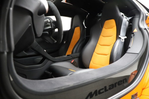 Used 2015 McLaren 650S LeMans for sale $269,990 at Rolls-Royce Motor Cars Greenwich in Greenwich CT 06830 20