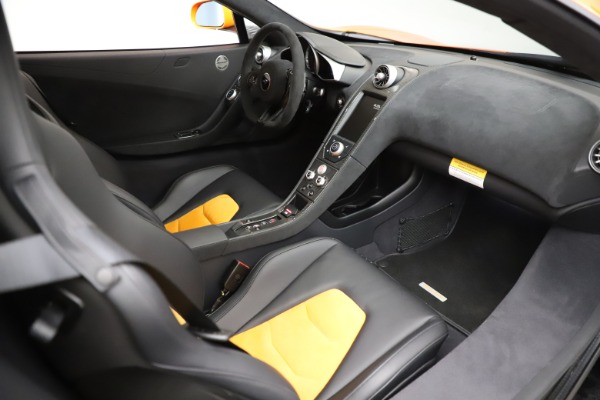 Used 2015 McLaren 650S LeMans for sale $269,990 at Rolls-Royce Motor Cars Greenwich in Greenwich CT 06830 21