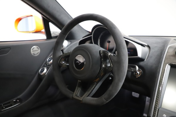 Used 2015 McLaren 650S LeMans for sale $269,990 at Rolls-Royce Motor Cars Greenwich in Greenwich CT 06830 24