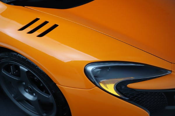 Used 2015 McLaren 650S LeMans for sale $269,990 at Rolls-Royce Motor Cars Greenwich in Greenwich CT 06830 26