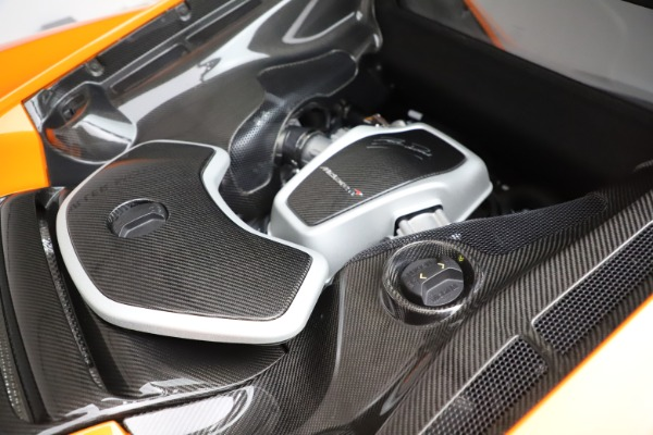 Used 2015 McLaren 650S LeMans for sale $269,990 at Rolls-Royce Motor Cars Greenwich in Greenwich CT 06830 28