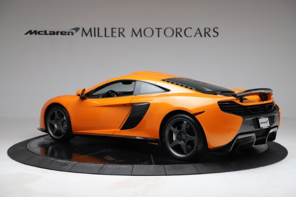 Used 2015 McLaren 650S LeMans for sale $269,990 at Rolls-Royce Motor Cars Greenwich in Greenwich CT 06830 3