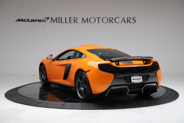 Used 2015 McLaren 650S LeMans for sale $269,990 at Rolls-Royce Motor Cars Greenwich in Greenwich CT 06830 4