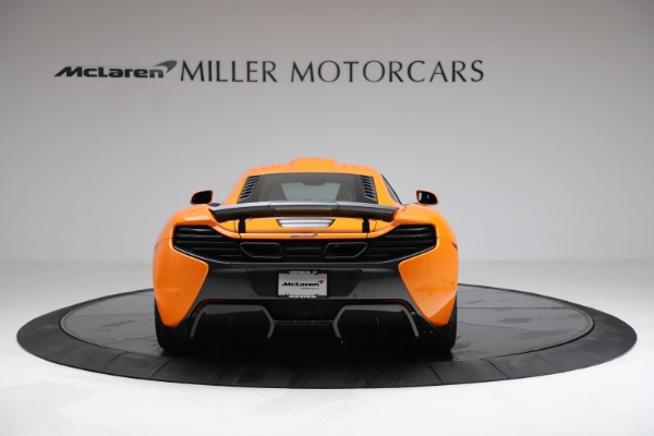Used 2015 McLaren 650S LeMans for sale $269,990 at Rolls-Royce Motor Cars Greenwich in Greenwich CT 06830 5