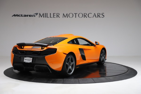 Used 2015 McLaren 650S LeMans for sale $269,990 at Rolls-Royce Motor Cars Greenwich in Greenwich CT 06830 6