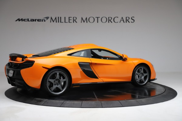 Used 2015 McLaren 650S LeMans for sale $269,990 at Rolls-Royce Motor Cars Greenwich in Greenwich CT 06830 7