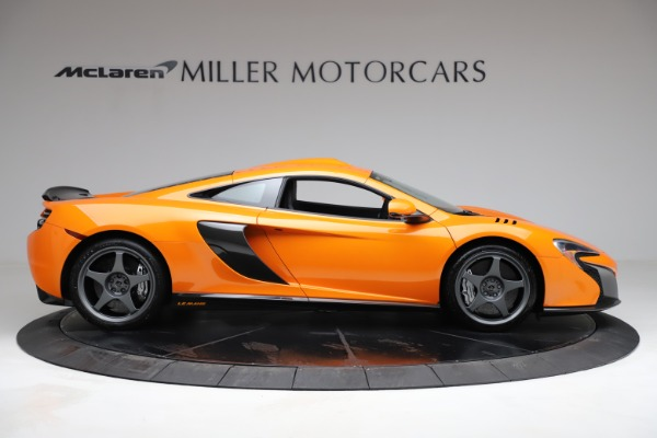 Used 2015 McLaren 650S LeMans for sale $269,990 at Rolls-Royce Motor Cars Greenwich in Greenwich CT 06830 8