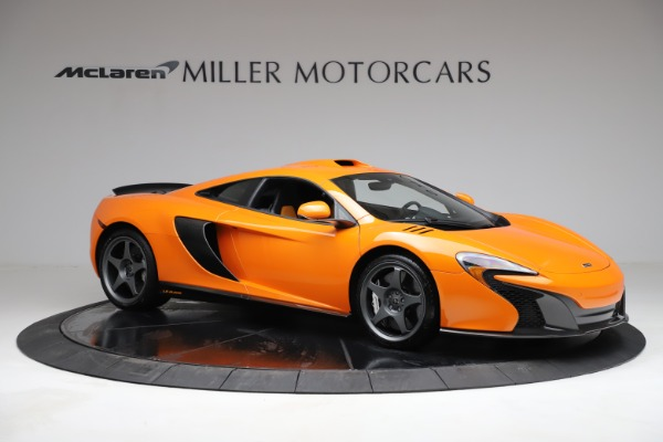 Used 2015 McLaren 650S LeMans for sale $269,990 at Rolls-Royce Motor Cars Greenwich in Greenwich CT 06830 9