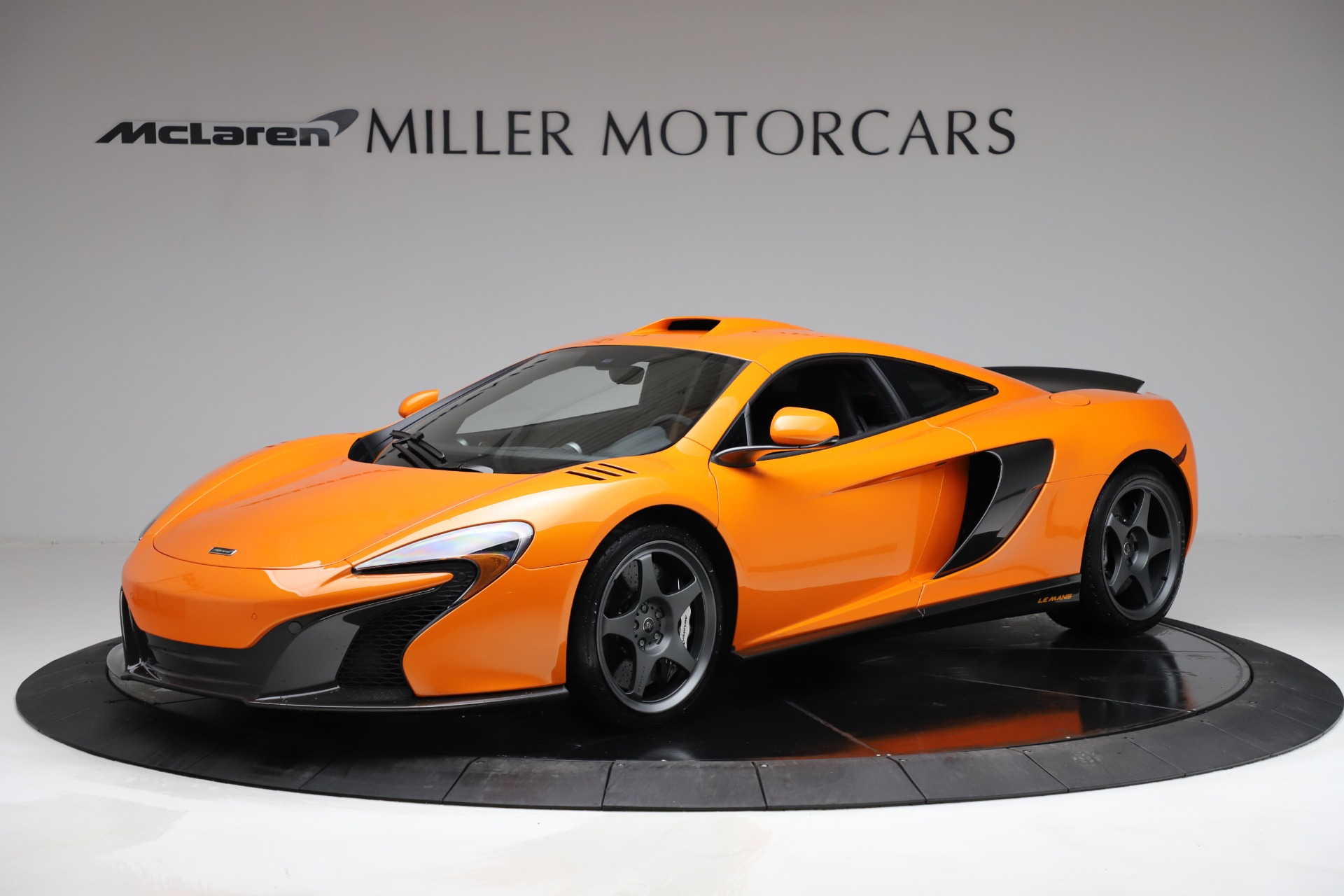 Used 2015 McLaren 650S LeMans for sale $269,990 at Rolls-Royce Motor Cars Greenwich in Greenwich CT 06830 1