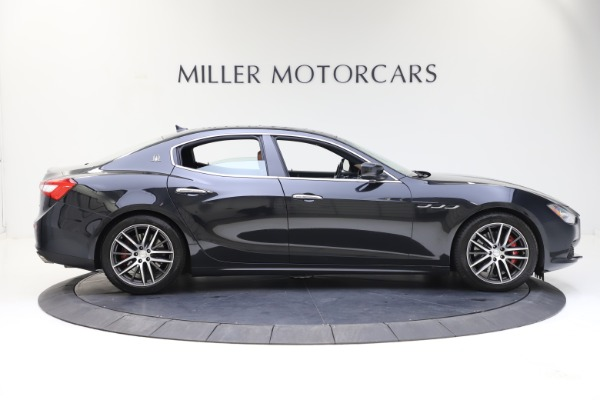 Used 2014 Maserati Ghibli S Q4 for sale Call for price at Rolls-Royce Motor Cars Greenwich in Greenwich CT 06830 10