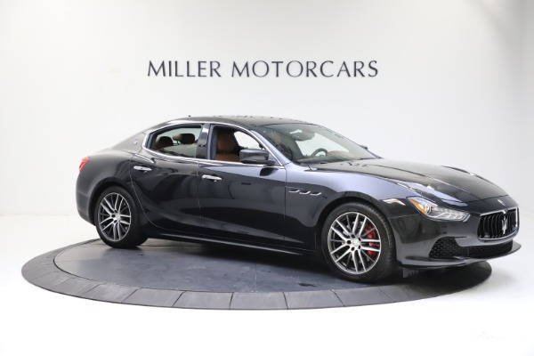 Used 2014 Maserati Ghibli S Q4 for sale Call for price at Rolls-Royce Motor Cars Greenwich in Greenwich CT 06830 11