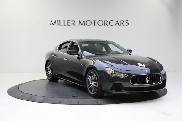Used 2014 Maserati Ghibli S Q4 for sale Call for price at Rolls-Royce Motor Cars Greenwich in Greenwich CT 06830 12