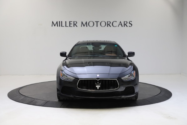 Used 2014 Maserati Ghibli S Q4 for sale Call for price at Rolls-Royce Motor Cars Greenwich in Greenwich CT 06830 13