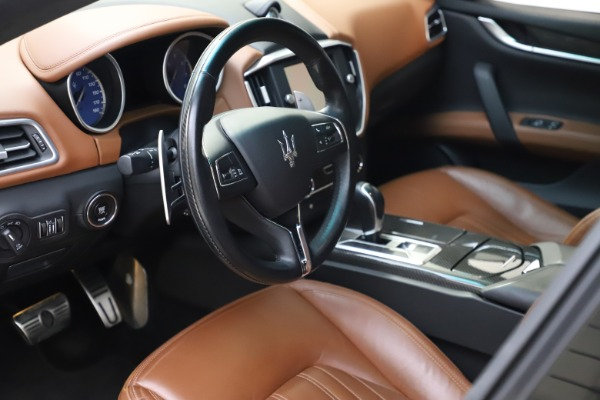 Used 2014 Maserati Ghibli S Q4 for sale Call for price at Rolls-Royce Motor Cars Greenwich in Greenwich CT 06830 14