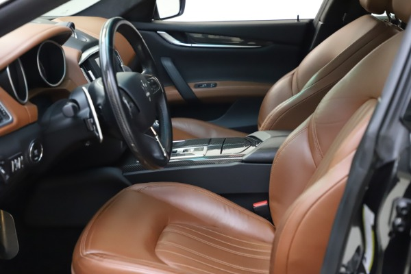 Used 2014 Maserati Ghibli S Q4 for sale Call for price at Rolls-Royce Motor Cars Greenwich in Greenwich CT 06830 15