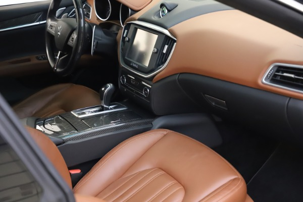 Used 2014 Maserati Ghibli S Q4 for sale Call for price at Rolls-Royce Motor Cars Greenwich in Greenwich CT 06830 19