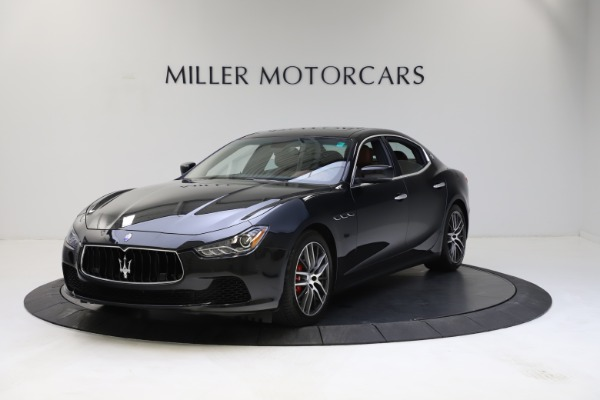 Used 2014 Maserati Ghibli S Q4 for sale Call for price at Rolls-Royce Motor Cars Greenwich in Greenwich CT 06830 2
