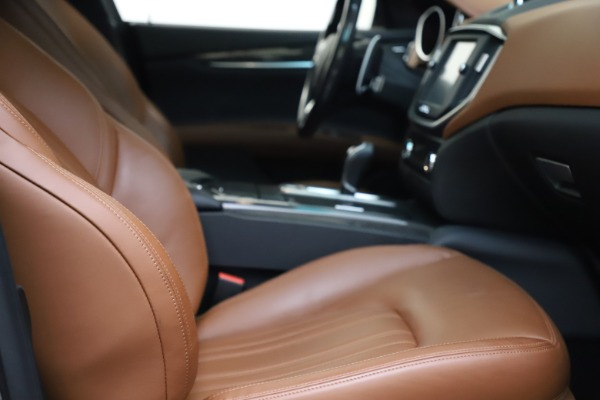 Used 2014 Maserati Ghibli S Q4 for sale Call for price at Rolls-Royce Motor Cars Greenwich in Greenwich CT 06830 20