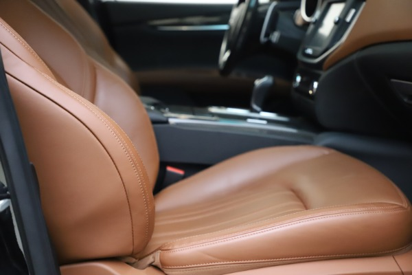 Used 2014 Maserati Ghibli S Q4 for sale Call for price at Rolls-Royce Motor Cars Greenwich in Greenwich CT 06830 21