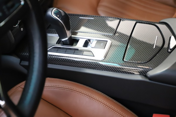 Used 2014 Maserati Ghibli S Q4 for sale Call for price at Rolls-Royce Motor Cars Greenwich in Greenwich CT 06830 22