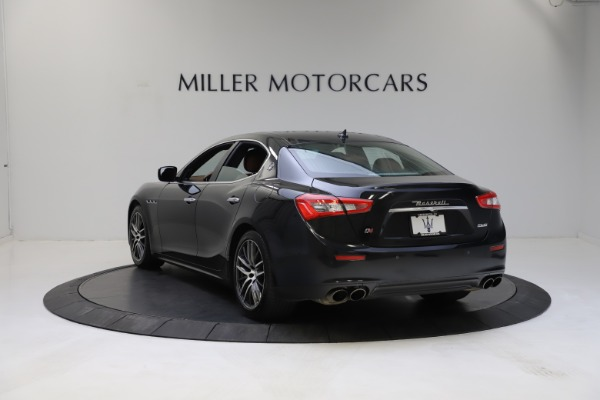 Used 2014 Maserati Ghibli S Q4 for sale Call for price at Rolls-Royce Motor Cars Greenwich in Greenwich CT 06830 5
