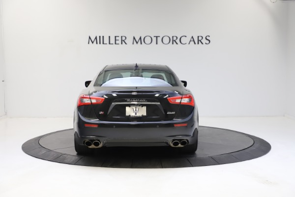 Used 2014 Maserati Ghibli S Q4 for sale Call for price at Rolls-Royce Motor Cars Greenwich in Greenwich CT 06830 6